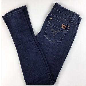 Joe's Jeans Dark Wash Vincent Denim Size 27